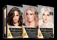 L'Oreal Paris Preference Permanent Hair Color