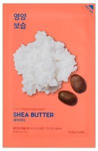 Holika Holika Kasvonaamio Pure Essence Mask Sheet - Shea Butter