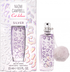 Naomi Campbell Cat Deluxe Silver EDT (15mL)