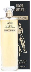 Naomi Campbell Pret a Porter EDT (100mL)
