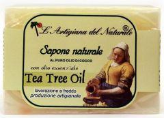Laboratorio Naturale Tea Tree Oil Soap (100g)