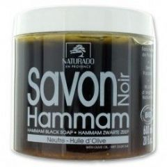 Naturado Black Soap Hammam (600mL)