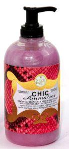 Nesti Dante Liquid Soap Chic Animalier Red (500mL)