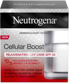 Neutrogena Cellular Boost Rejuvenating Day Cream SPF20 (50mL)