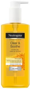 Neutrogena Clear & Soothe Micellar Jelly Makeup Remover (200mL)