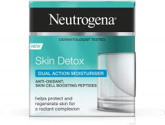 Neutrogena Skin Detox Dual Action Moisturiser (50mL)