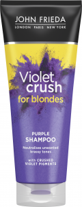 John Frieda Violet Crush Purple Shampoo (250mL)