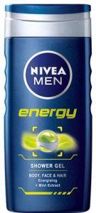 Nivea Men Energy Shower Gel (250mL)