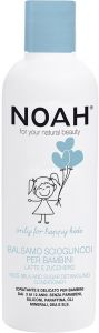 Noah Kids Spray Conditioner Milk & Sugar Detangling (250mL)