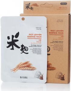 Mitomo Rice Leaven Essence Mask Box (4pcs)
