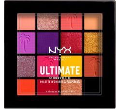 NYX Professional Makeup Ultimate Shadow Palette Festival (13g)