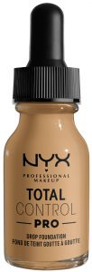NYX Professional Makeup Total Control Pro Drop Foundation (60g) Beige