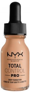 NYX Professional Makeup Total Control Pro Drop Foundation (60g) Natural