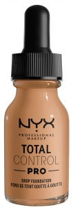 NYX Professional Makeup Total Control Pro Drop Foundation (60g) Soft Beige