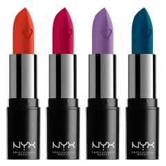 NYX Professional Makeup Shout Loud Satin Lipstick (3,5g)