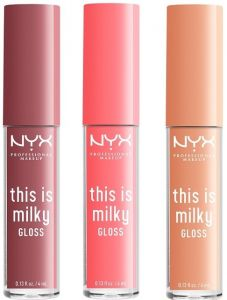 NYX Professional Makeup This Is Milky Gloss (4mL)