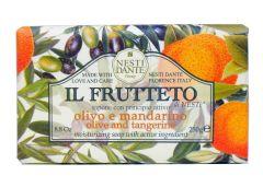 Nesti Dante Soap Il Frutetto Olive Oil & Tangerine (250g)