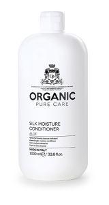 Organic Pure Care Silk Moisture Conditioner Aloe (1000mL)