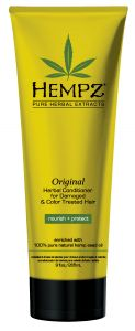 Hempz Original Herbal Conditioner for Damaged & Color Treated Hair (266mL)