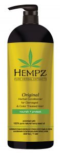 Hempz Original Herbal Conditioner for Damaged & Color Treated Hair (1000mL)