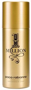 Paco Rabanne 1 Million Deospray (150mL)