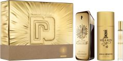 Paco Rabanne 1 Million EDP (100mL) + Deospray (150mL) + EDP (10mL)