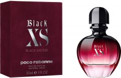 Paco Rabanne Black XS EDP (30mL)