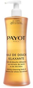 Payot Relaxing Cleansing Body Oil With Jasmine And White Tea Extracts (400mL)
