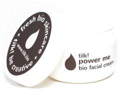 Tilk! Travel Size Power Me Face Cream (10mL)