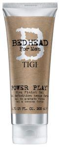 Tigi Bed Head For Men Power Play Firm Finish Gel (200mL)