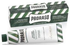 Proraso Shaving Cream Tube Refresh Eucalyptus (150mL)