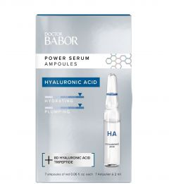 Babor Doctor Babor Power Serum Ampoules + Hyaluronic Acid (7x2mL)