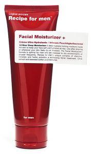 Recipe for Men Facial Moisturizer +(75mL)