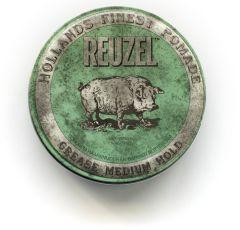 Reuzel Green Medium Hold Grease (113g)