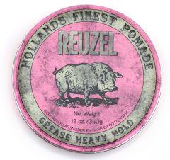Reuzel Pink Heavy Hold Grease (113g)