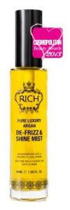 RICH Pure Luxury Argan De-Frizz & Shine Mist (50mL)