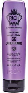 RICH Pure Luxury Miracle Renew CC Conditioner (200mL)