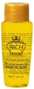 RICH Pure Luxury Rejuvenating Argan Oil Elixir (30mL)