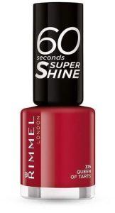 Rimmel London 60 Seconds Super Shine Nail Polish (8mL)