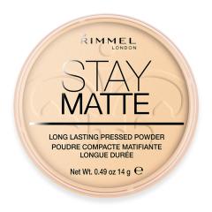 Rimmel London Stay Matte Long Lasting Pressed Powder (9g)
