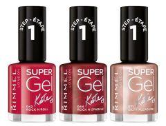 Rimmel London Super Gel Nail Polish by Kate Moss (12mL)