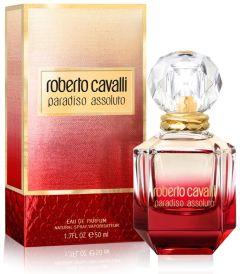Roberto Cavalli Paradiso Assoluto EDP (50mL)