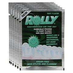Rolly Mini Toothpaste Mint Taste