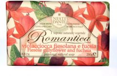 Nesti Dante Soap Romantica Gillyflower & Fucsia (250g)