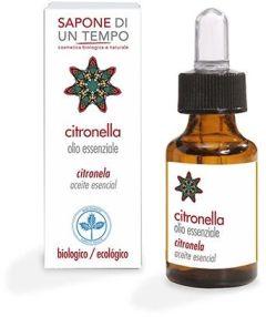 Sapone Di Un Tempo Citronella Essential Oil (15mL)