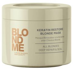 Schwarzkopf Professional Blond Me Keratin Restore Bonding Mask (200mL)