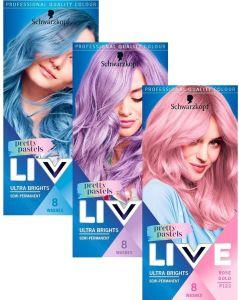 Schwarzkopf Live Ultra Brights Pretty Pastels