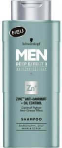 Schwarzkopf Men Shampoo Anti Dandruff + Oil Control (250mL)