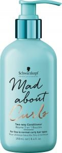 Schwarzkopf Professional Bonacure Mad About Curls Two-way Conditioner (250mL)