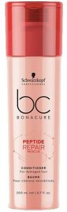 Schwarzkopf Professional Bonacure Repair Rescue Conditioner (200mL) Damaged hair